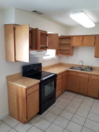 Photo kitchen cabinets - $500 (south point)
