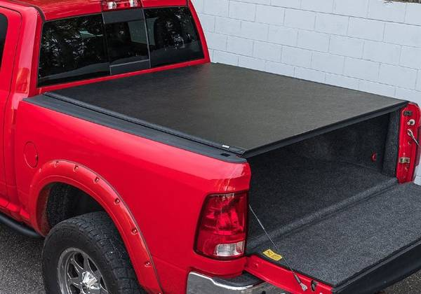 Photo 19-21 Dodge Ram 1500 6.539 Bed Soft Rollup Tonneau Cover Installed Free - $200 (Toney)
