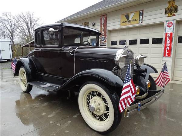 Photo 1930 Ford Model A - $18500 (meridianville)