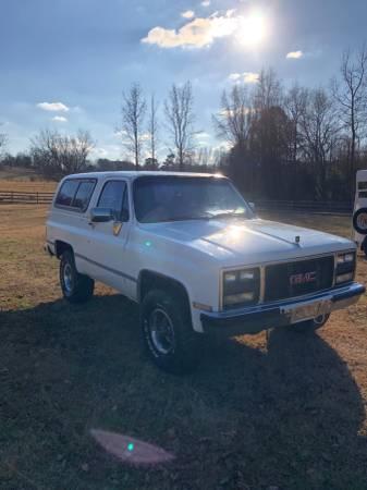Photo 1984 Chevrolet Blazer K5 - $3500