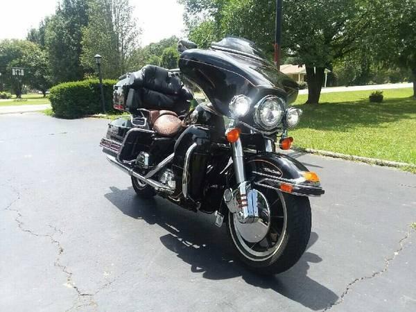 Photo 1997 Harley Ultra Classic (Fayetteville,Tn)
