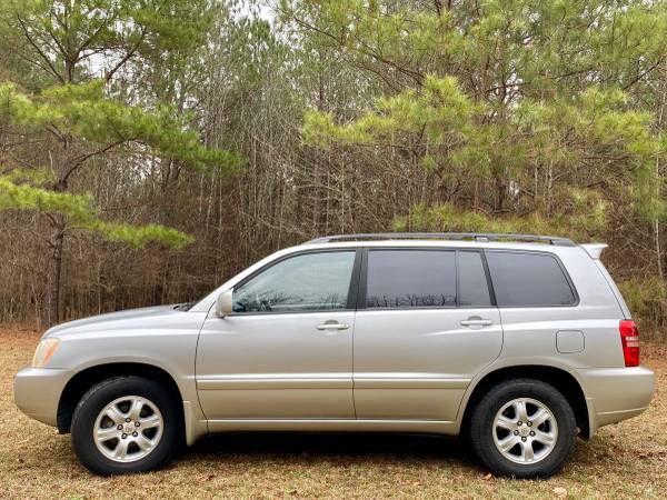 Photo 2002 Toyota Highlander - $5,750 (Elkmont, AL)