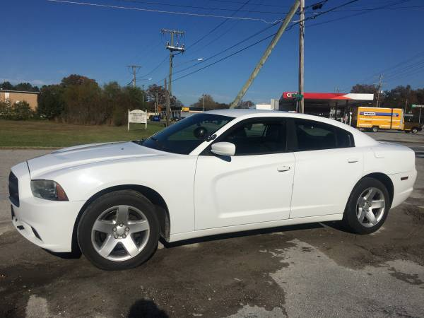 Photo 2012 Dodge Charger Police - $10,700 (Chattanooga)