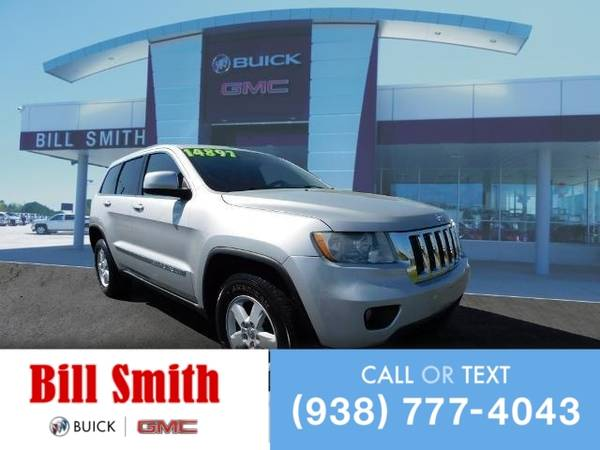 2012 Jeep Grand Cherokee RWD 4dr Laredo - $14,897 (_Jeep_ _Grand Cherokee_ _SUV_)