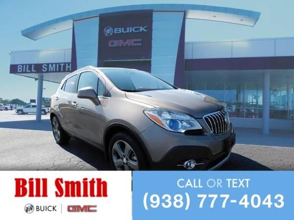 Photo 2013 Buick Encore FWD 4dr Premium - $15,897 (_Buick_ _Encore_ _SUV_)