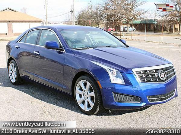 Photo 2014 Cadillac ATS D-28475A - $10,425 (Huntsville)