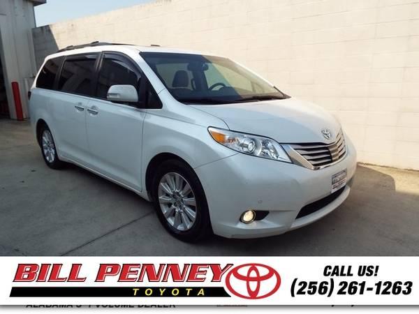 Photo 2014 Toyota Sienna Limited - $19,188 (_Toyota_ _Sienna_ _Mini-Van_)