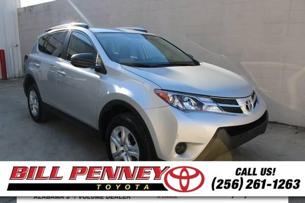 Photo 2015 Toyota RAV4 LE - $15,912 (_Toyota_ _RAV4_ _SUV_)