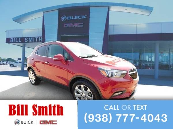 Photo 2017 Buick Encore FWD 4dr Preferred II - $17,897 (_Buick_ _Encore_ _SUV_)