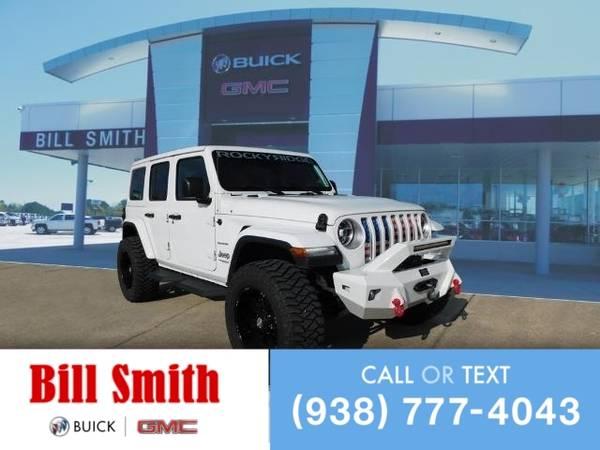 Photo 2018 Jeep All-New Wrangler Unlimited Sahara 4x4 (_Jeep_ _All-New Wrangler Unlimited_ _SUV)
