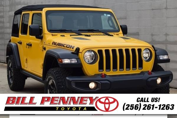 Photo 2018 Jeep All-New Wrangler Unlimited Unlimited Rubicon - $39998 (_Jeep_ _All-New Wrangler Unlimited_ _SUV)