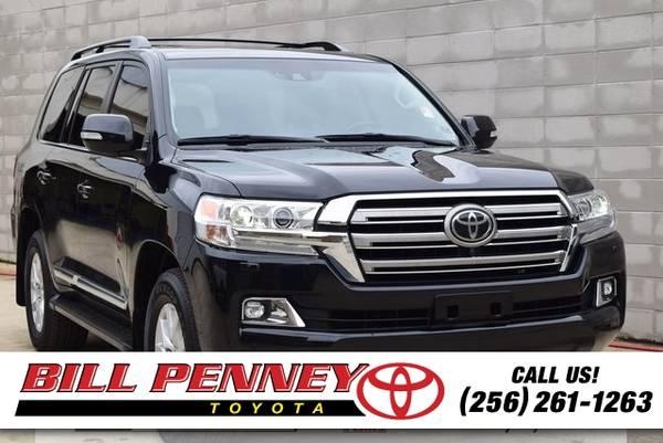 Photo 2018 Toyota Land Cruiser Base - $67988 (_Toyota_ _Land Cruiser_ _SUV_)