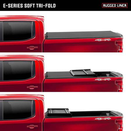 Photo 2019 - 2021 Dodge Ram 1500 539 7quot Bed Soft Folding Tonneau Cover - $275 (Toney)