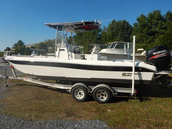 Photo 2339 Carolina Skiff Fishing CC for sale jbv - $24,900 (Harvest)