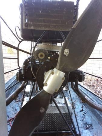 Photo Air Boat - $6500