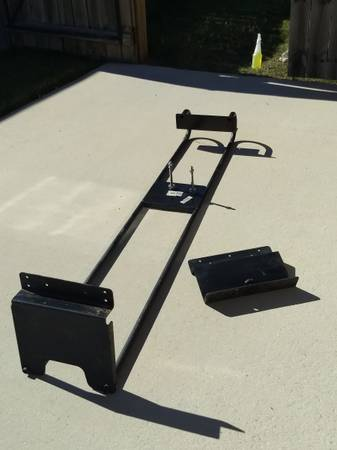 Photo Bal spare tire carrier - $79 (Athens)