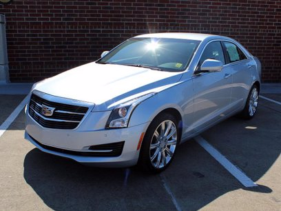 Photo Certified 2017 Cadillac ATS 2.0T Luxury AWD Sedan for sale