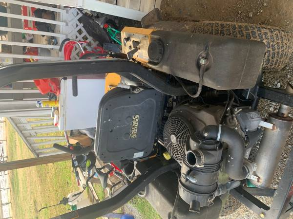 Photo Cub Cadet The Recon Commercial Mower - $2,500 (athens)
