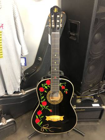 Photo Esteban 8th Anniversary Limited Edition Classical Guitar - $199 (Family Jewelry  Loan)