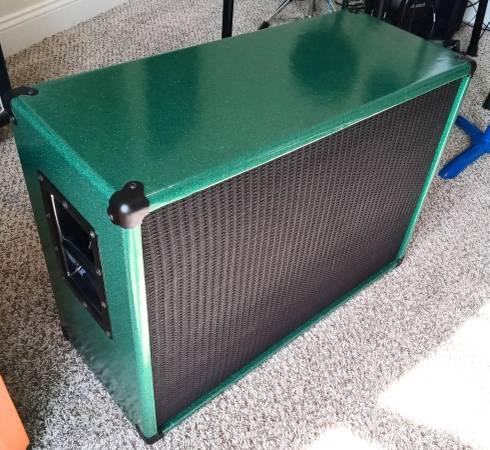 Photo FSFT avatar 2-12 speaker cabinet. - $360 (Harvest)