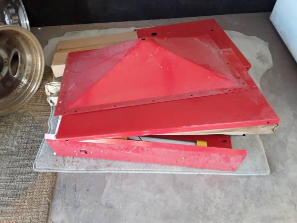 Photo NEW Sand blast cabinet ( Harbor Freight ) - $79 (Hartselle Al)