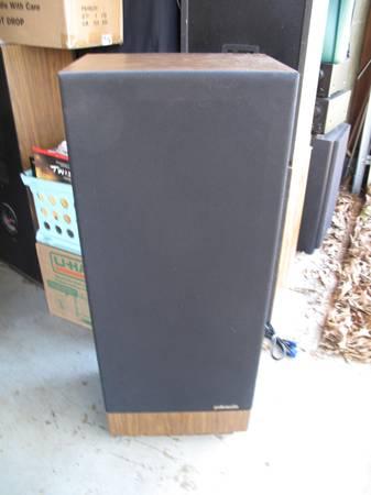 Photo Polk Audio SDA 2 speakers - $360 (SE Huntsville)