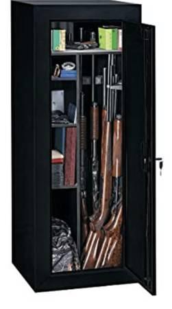 Photo STACK-ON 18 firearm storage cabinet - $140 (New Market)