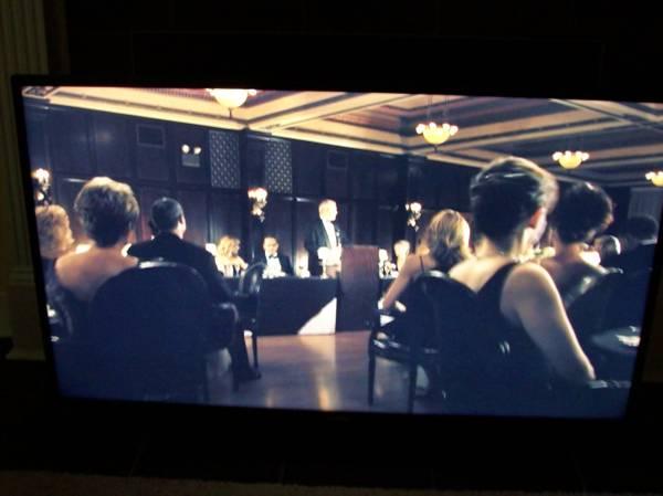 Photo Samsung 55quot TV 1080p HD Flat Screen TV HDTV - $175 (Madison, AL)