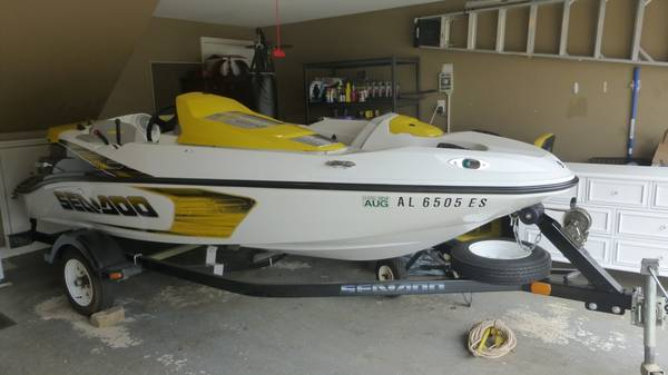 Photo Sea-Doo Speedster boat - $14,000 (Bucks Pocket in New Market)