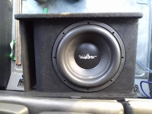 Photo Skar audio system - $150 (Hytop,owens crossroads)