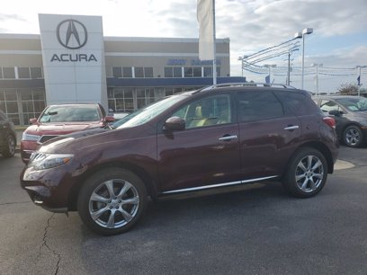 Photo Used 2014 Nissan Murano LE for sale