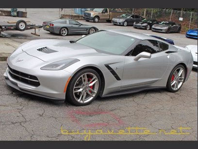Photo Used 2016 Chevrolet Corvette Stingray Coupe for sale