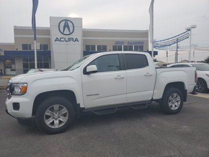 Photo Used 2017 GMC Canyon 2WD SLE for sale