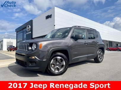 Photo Used 2017 Jeep Renegade FWD Sport w Power  Air Group for sale
