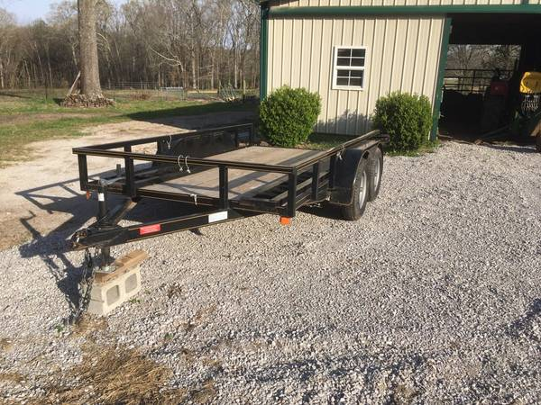Photo Want to buy used utility trailer - $500 (Tullahoma TN)