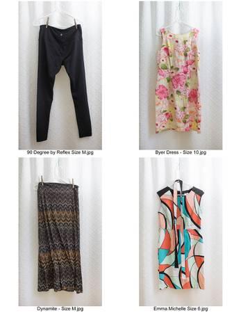 Photo Women39s dresses, formal tops, tshirts and pants - $1 (Scottsboro)