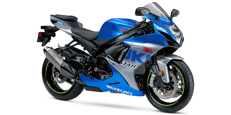 Photo 2021 Suzuki GSX-R 600 100th Anniversary Edition $11599