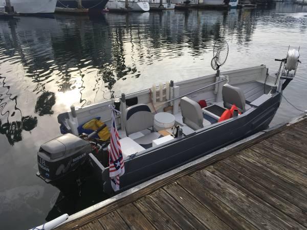 Photo 12ft. Valco Aluminum Speciality Finished Fishing Boat - $3,850 (Torrance)
