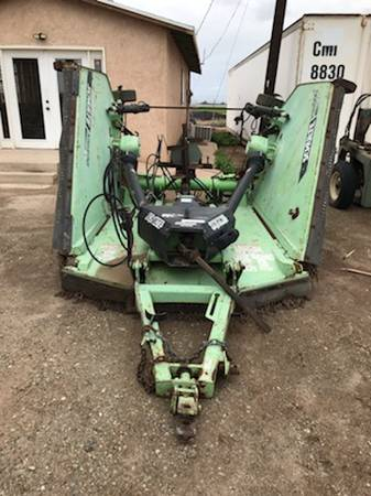 Photo 15ft Schulte XH1500 Batwing mower - $5500 (El Centro, CA)