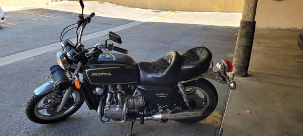 Photo 1978 Classic Honda 1000 Goldwing Just 17 K Miles - $5,000 (Tarzana)
