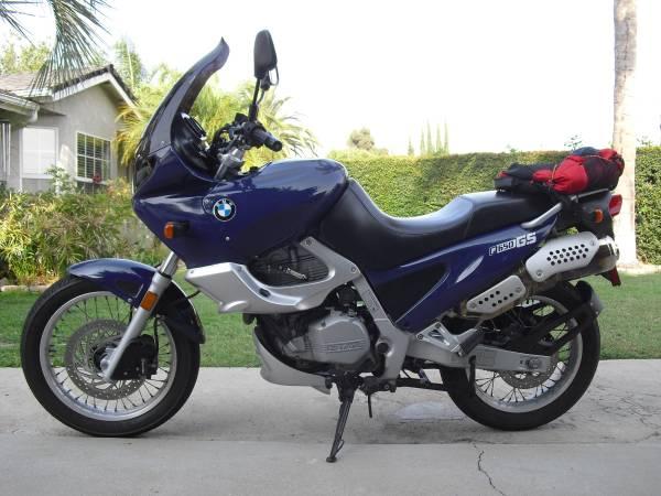 Photo 1997 BMW F 650 GS F650 MOTORCYCLE SUPER CLEAN NEW - $3,750 (YORBA LINDA)