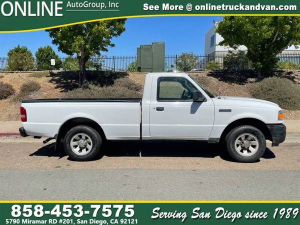 Photo 2011 Ford Ranger Long Bed Clean Title Like New On Sale - $9,950