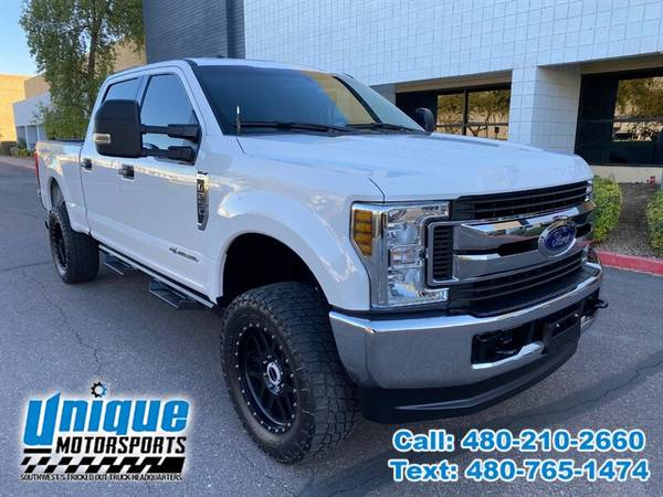 Photo 2018 FORD F-250 XLT TRUCK  LIFTED  6.7 TURBO DIESEL  READY TO GO - $50,995 (DELIVERED RIGHT TO YOU NO OBLIGATION)