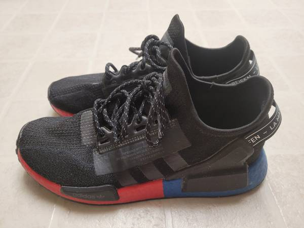 Photo 2020 Mens adidas NMD R1 V2 OG Core BlackCarbon FV9023 Sketchers Shoes (Anaheim)