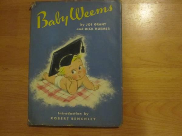 Photo BABY WEEMS DISNEY, 1941 - $95 (Los Angeles)