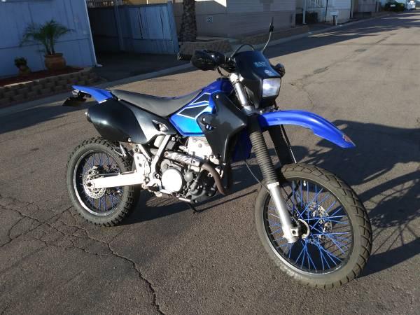 Photo Drz400S Dual Sport - $3,200 (Elcajon)