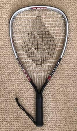 Photo Ektelon Powerfan Viper 1000 Racket (NEW) - $25 (Rancho Bernardo)