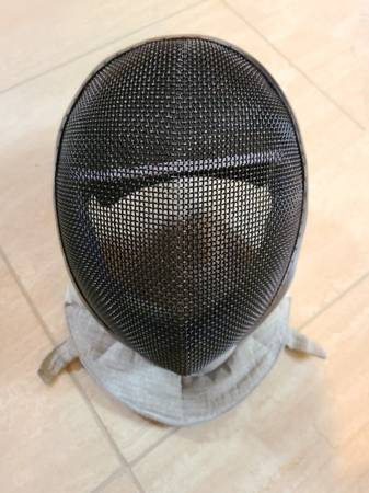 Photo Fencing Mask (XS) - childyouthkid - $30