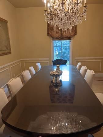 Photo Formal Dining Table - $3,000 (Los Angeles, CA)