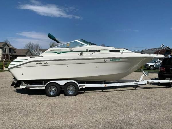 Photo Fresh Water Boat 1993 Sea Ray Express Cruiser 250Sx - $7,500 (San Diego)